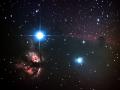 NGC 2024 y IC 434