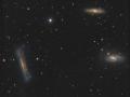 M65-M66-NGC3628
